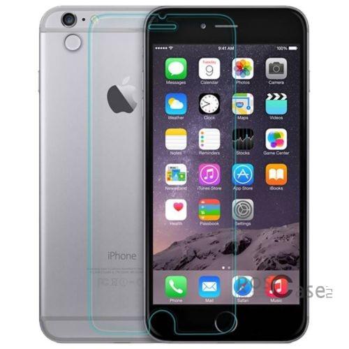 Nillkin H | Защитное стекло для Apple iPhone 6 plus (5.5)  / 6s plus (5.5)Описание:компания-производитель:&amp;nbsp;Nillkin;разработано специально для Apple iPhone 6 plus (5.5) / 6s plus (5.5);материал: закаленное стекло;тип: стекло.&amp;nbsp;Особенности:имеются все функциональные вырезы;антибликовое покрытие;твердость 9H;не влияет на чувствительность сенсора;легко очищается;толщина - &amp;nbsp;0,3 мм;анти-отпечатки.<br><br>Тип: Защитное стекло<br>Бренд: Nillkin