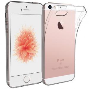Clear Case | Прозрачный TPU чехол 2мм  для iPhone 5/5S