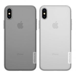 "Nillkin Nature | Силиконовый чехол для Apple iPhone X (5.8"")/XS (5.8"")"