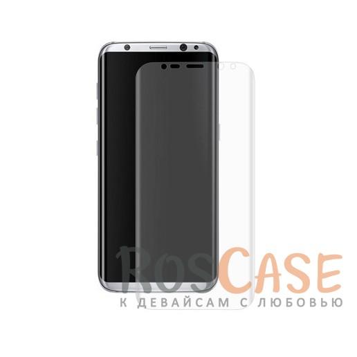 Прозрачная противоударная пленка для Samsung G955 Galaxy S8 PlusОписание:производитель - Devia;пленка разработана для Samsung G955 Galaxy S8 Plus;ультратонкая;ударопрочная;на весь экран;прозрачная;закрывает закругленные грани;есть все вырезы.<br><br>Тип: Защитная пленка<br>Бренд: Epik