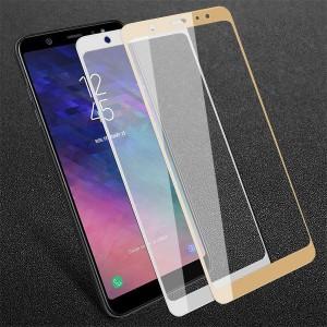 Mocolo CP+ | Стекло с цветной рамкой на весь экран для Samsung Galaxy A6 Plus (2018)