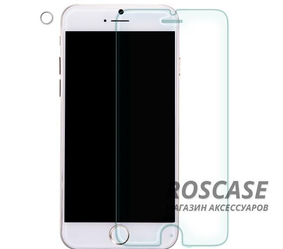 Защитное стекло Nillkin Anti-Explosion Glass (H+)(зак. края) для Apple iPhone 6/6s (4.7)Описание:бренд-производитель:&amp;nbsp;Nillkin;совместимость: Apple iPhone&amp;nbsp;6/6s (4.7);материал: закаленное стекло;тип: стекло с закругленными краями.&amp;nbsp;Особенности:имеются все функциональные вырезы;в комплекте пленка на камеру;антибликовое покрытие;твердость 9H;не влияет на чувствительность сенсора;легко очищается;толщина - &amp;nbsp;0,3 мм;анти-отпечатки.<br><br>Тип: Защитное стекло<br>Бренд: Nillkin