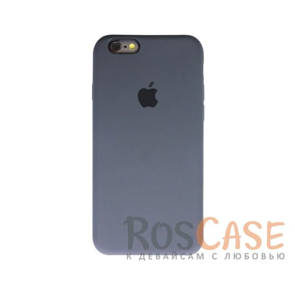 Оригинальный силиконовый чехол для Apple iPhone 6/6s (4.7) (Темно-серый)Описание:материал - силикон;совместим с Apple iPhone 6/6s (4.7);тип чехла - накладка.<br><br>Тип: Чехол<br>Бренд: Epik<br>Материал: Силикон