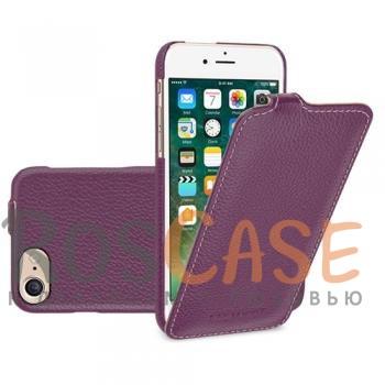Кожаный чехол (флип) TETDED для Apple iPhone 7 (4.7) (Сиреневый / Purple)Описание:компания-производитель  - &amp;nbsp;TETDED;совместимость - Apple iPhone 7 (4.7);материал  -  натуральная кожа;тип  -  флип.&amp;nbsp;Особенности:имеет все функциональные вырезы;легко устанавливается и снимается;тонкий дизайн;защищает от механических повреждений;не выцветает.<br><br>Тип: Чехол<br>Бренд: TETDED<br>Материал: Натуральная кожа