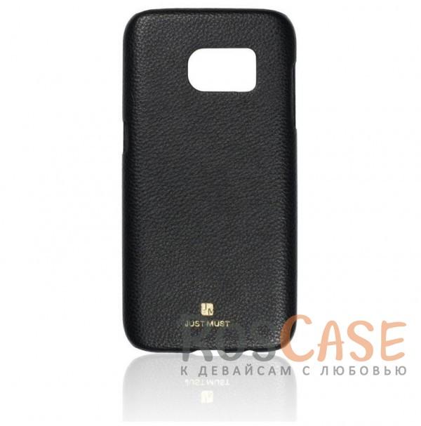 Накладка Just Must SU II Collection с олеофобным покрытием для Samsung G930F Galaxy S7 (Черный)Описание:бренд -&amp;nbsp;Just Must;материал - искусственная кожа;совместимость - Samsung G930F Galaxy S7;тип - накладка.<br><br>Тип: Чехол<br>Бренд: Just Must<br>Материал: Искусственная кожа