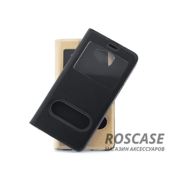 Чехол (книжка) с TPU креплением для Samsung A510F Galaxy A5 (2016)Описание:произведен компанией&amp;nbsp;Epik;идеально совместим с&amp;nbsp;Samsung A510F Galaxy A5 (2016);материал: искусственная кожа;тип: чехол-книжка.&amp;nbsp;Особенности:тонкий дизайн;все функциональные вырезы в наличии;защита от ударов и падений;в обложке предусмотрены&amp;nbsp;окошки;трансформируется в подставку.<br><br>Тип: Чехол<br>Бренд: Epik<br>Материал: Искусственная кожа