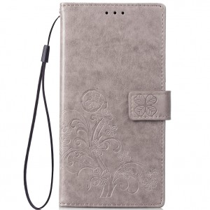 Чехол-книжка с узорами на магнитной застёжке для Xiaomi Redmi Note 5 Pro / Note 5 (DC)