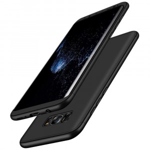 GKK LikGus 360° | Двухсторонний чехол для Samsung G955 Galaxy S8 Plus с защитными вставками