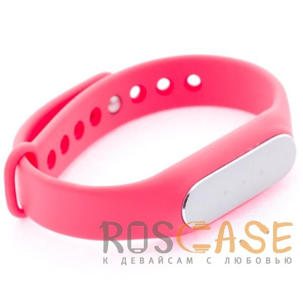 Фото Розовый Xiaomi Mi Band | Ремешок для фитнес-браслета