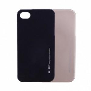 Mercury iJelly Metal | Силиконовый чехол для Apple iPhone 4/4S