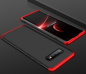 GKK LikGus 360° | Двухсторонний чехол для Samsung Galaxy S10+ с защитными вставками