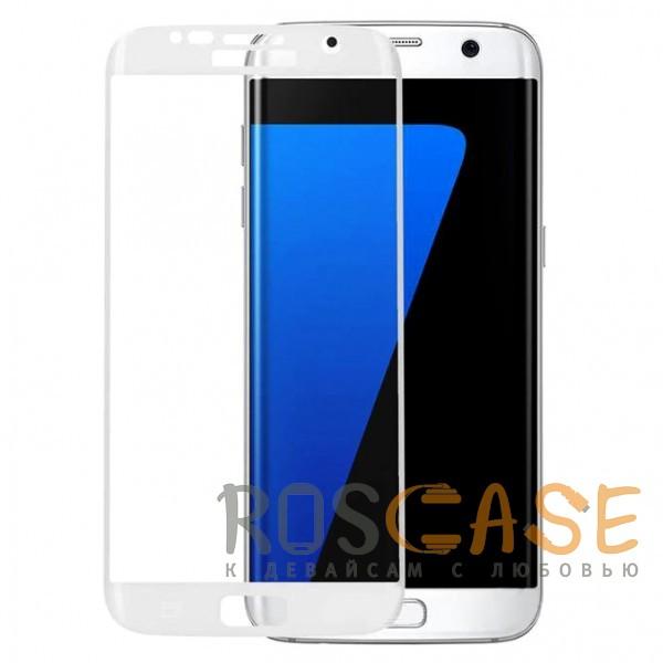 Защитное 3D стекло на весь экран (цветное) для Samsung G925F Galaxy S6 Edge с закругленными краямиОписание:компания&amp;nbsp;Epik;совместимо с Samsung G925F Galaxy S6 Edge;материал: закаленное стекло;тип: защитное стекло на экран.Особенности:полностью закрывает дисплей;закругленные 3D-грани;толщина - 0,26 мм;цветная окантовка;прочность 9H;покрытие анти-отпечатки;защита от ударов и царапин.<br><br>Тип: Защитное стекло<br>Бренд: Epik