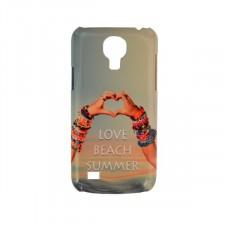 Оригинальный чехол «Любовь-Пляж-Лето»  для Samsung Galaxy S4 mini (i9190)