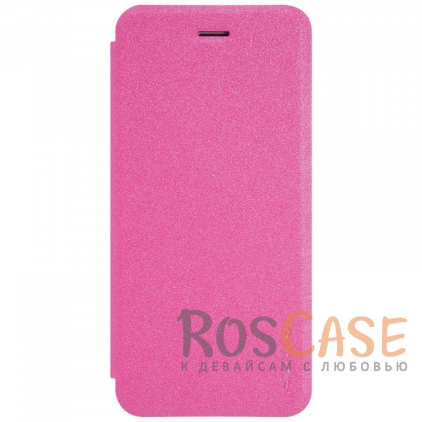 "Фотография Розовый Nillkin Sparkle | Чехол-книжка для Apple iPhone 7 plus / 8 plus (5.5"")"