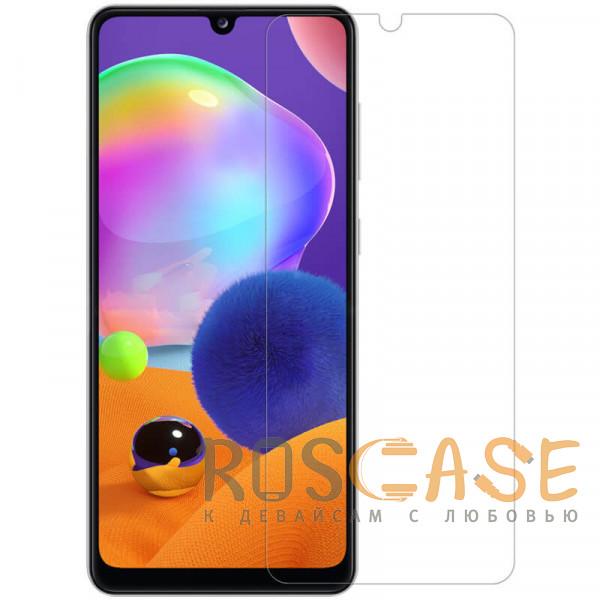 Фото Прозрачный Nillkin H+ PRO | Защитное стекло для Samsung Galaxy A31 неполноэкранное