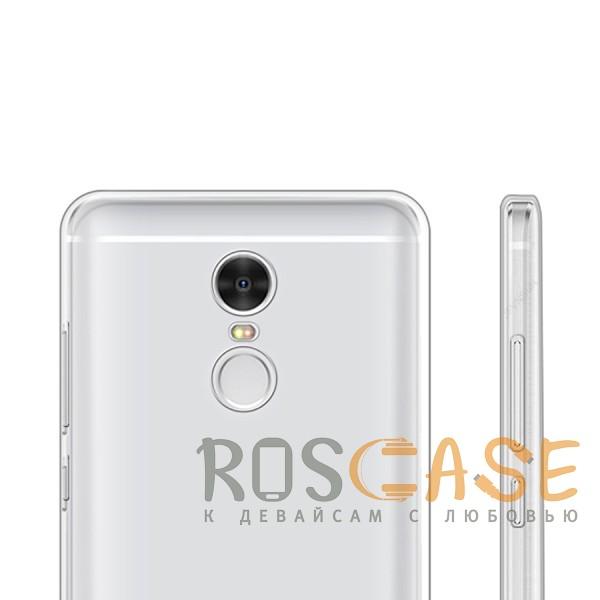 Фотография Прозрачный J-Case THIN | Гибкий силиконовый чехол для Xiaomi Redmi 5