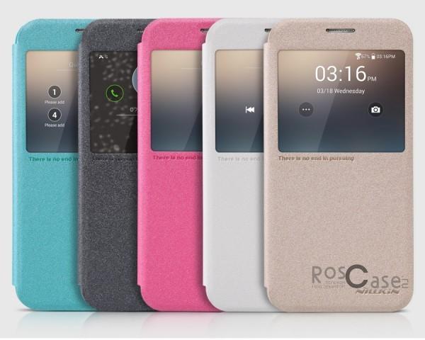 Защитный чехол-книжка с интерактивным окошком для входящих вызовов и функцией сна (Sleep mode) для Samsung Galaxy S6 G920F/G920D DuosОписание:бренд -&amp;nbsp;Nillkin;совместим с Samsung Galaxy S6 G920F/G920D Duos;материал: кожзам;тип: чехол-книжка.Особенности:защита от механических повреждений;не скользит в руках;интерактивное окошко;функция Sleep mode;не выгорает;тонкий дизайн.<br><br>Тип: Чехол<br>Бренд: Nillkin<br>Материал: Натуральная кожа