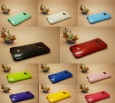 Mercury Jelly Pearl Color | Яркий силиконовый чехол для для HTC One / M9
