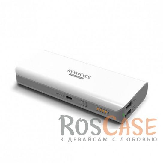 Фото дополнительного внешнего аккумулятора ROMOSS Sailing 5 (13000mAh 2 USB 2.1A+1.0 А)