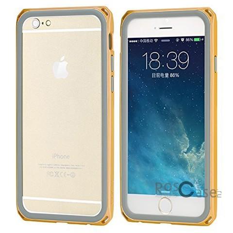 Бампер Rock Duo Star Series для Apple iPhone 6/6s (4.7) (Оранжевый / Orange)Описание:производитель  -  Rock;совместим с Apple iPhone 6/6s (4.7);материал  -  термополиуретан, поликарбонат;тип  -  бампер.&amp;nbsp;Особенности:тонкий дизайн;в наличии все функциональные вырезы;матовая поверхность;не деформируется;ударопрочный;легко устанавливается и удаляется.<br><br>Тип: Чехол<br>Бренд: ROCK<br>Материал: Натуральная кожа