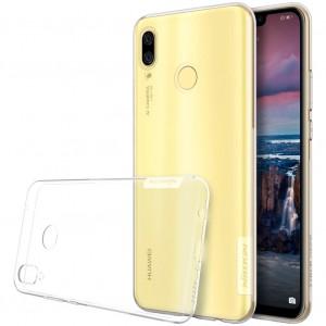Nillkin Nature | Прозрачный силиконовый чехол для Huawei Nova 3