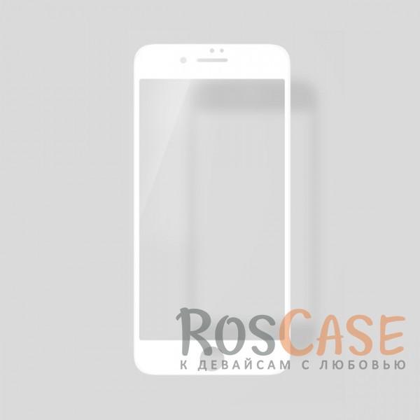 Защитное стекло Nillkin Anti-Explosion Glass Screen (CP+ max 3D) для Apple iPhone 7 plus (5.5) (Белый)Описание:бренд:&amp;nbsp;Nillkin;совместим с Apple iPhone 7 plus (5.5);материал: закаленное стекло;тип: стекло.&amp;nbsp;Особенности:все необходимые функциональные вырезы;в комплекте защита на камеру;цветная рамка;не пропускает ультрафиолет;не влияет на чувствительность сенсора;толщина закругленных срезов - 0,1 мм;плотность  -  9H;анти-отпечатки.<br><br>Тип: Защитное стекло<br>Бренд: Nillkin