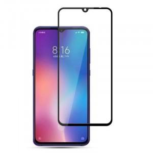 Защитное цветное стекло Mocolo (full glue) на весь экран для Xiaomi Mi 9 SE
