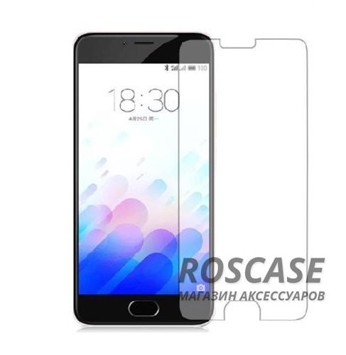 Фото H+ | Защитное стекло для Meizu M3 / M3 mini / M3s (картонная упаковка)