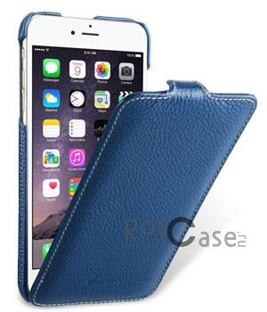 Кожаный чехол Melkco (JT) для Apple iPhone 6/6s plus (5.5) (Синий)Описание:производитель  -  Melkco;совместим с Apple iPhone 6/6s plus (5.5);материалы  -  кожзам и микрофибра;форма  -  флип.&amp;nbsp;Особенности:стильный дизайн;имеет все необходимые вырезы;легко чистится;не скользит;защищает от ударов и падений;тонкий и легкий.<br><br>Тип: Чехол<br>Бренд: Melkco<br>Материал: Искусственная кожа