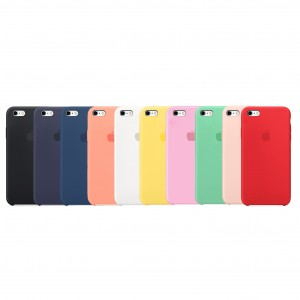 Чехол Silicone Case для iPhone 6/6S