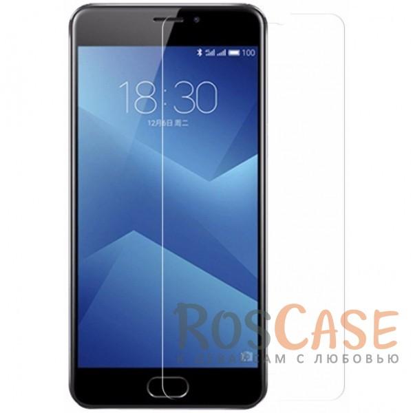 Фото H+ | Защитное стекло для Meizu M5 Note (картонная упаковка)
