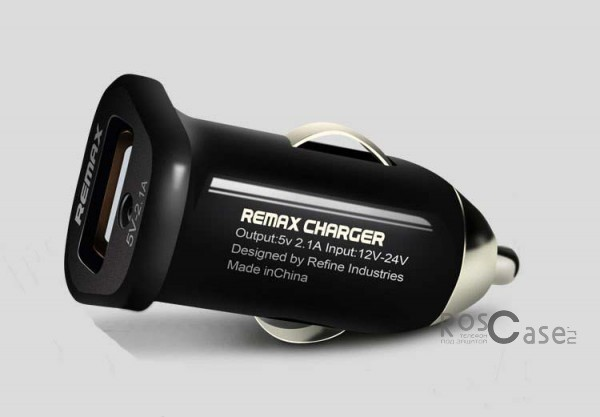 фото АЗУ REMAX (2USB 1.0A/2.1A)