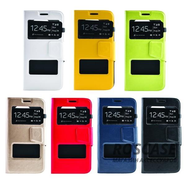 Чехол (книжка) с TPU креплением для Samsung G925F Galaxy S6 EdgeОписание:производитель - бренд&amp;nbsp;Epik;разработан для Samsung G925F Galaxy S6 Edge;материал: искусственная кожа;тип: чехол-книжка.&amp;nbsp;Особенности:имеются функциональные вырезы;магнитная застежка;защита от ударов и падений;окошко в обложке;ответ на вызов через обложку;не скользит в руках.<br><br>Тип: Чехол<br>Бренд: Epik<br>Материал: Искусственная кожа