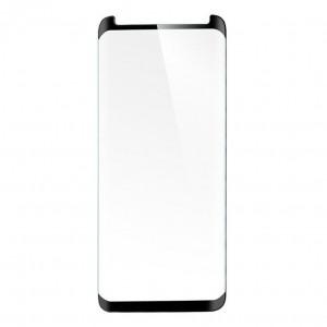 Объемное защитное 3D стекло для Samsung Galaxy S9+ на весь экран