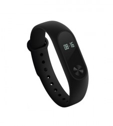 Xiaomi Mi Band 2 | Фитнес-браслет (OLED) для Samsung Galaxy S5 mini (G800H)