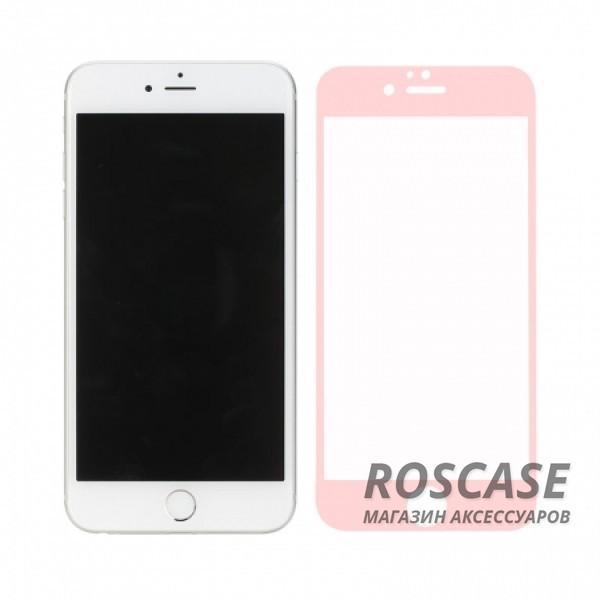 Защитное стекло ROCK Perfect Full Tempered (2.5D) 0.3 mm Glass Series для Apple iPhone 6/6s (4.7) (Золотой / Rose Gold)Описание:Производитель - компания&amp;nbsp;Rock;Совместимость: Apple iPhone 6/6s (4.7);Материал: закаленное стекло;Форма: защитное стекло.Особенности:Исключается появление царапин и возникновение потертостей;Гарантировано исключительное взаимодействие с сенсорной клавиатурой дисплея;Плотность - 9H;Толщина - 0,3 мм;Отсутствие отпечатков;Не подвержено деформации;Полностью закрывает экран.<br><br>Тип: Защитное стекло<br>Бренд: ROCK