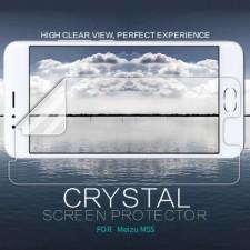 Nillkin Crystal | Прозрачная защитная пленка для Meizu M5s