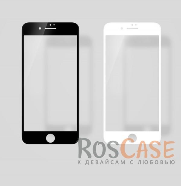 Защитное стекло Nillkin Anti-Explosion Glass Screen (CP+ max 3D) для Apple iPhone 7 (4.7)Описание:бренд:&amp;nbsp;Nillkin;совместим с Apple iPhone 7 (4.7);материал: закаленное стекло;тип: стекло.&amp;nbsp;Особенности:все необходимые функциональные вырезы;в комплекте защита на камеру;цветная рамка;не пропускает ультрафиолет;не влияет на чувствительность сенсора;толщина закругленных срезов - 0,1 мм;плотность  -  9H;анти-отпечатки.<br><br>Тип: Защитное стекло<br>Бренд: Nillkin