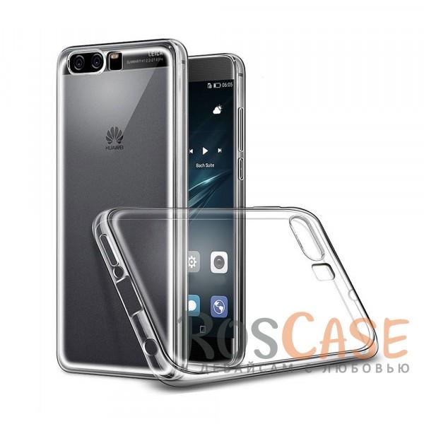 Ультратонкий силиконовый чехол Ultrathin 0,33mm для Huawei P10 PlusОписание:совместим с Huawei P10 Plus;ультратонкий дизайн;материал - TPU;тип - накладка;прозрачный;защищает от ударов и царапин;гибкий.<br><br>Тип: Чехол<br>Бренд: Epik<br>Материал: TPU