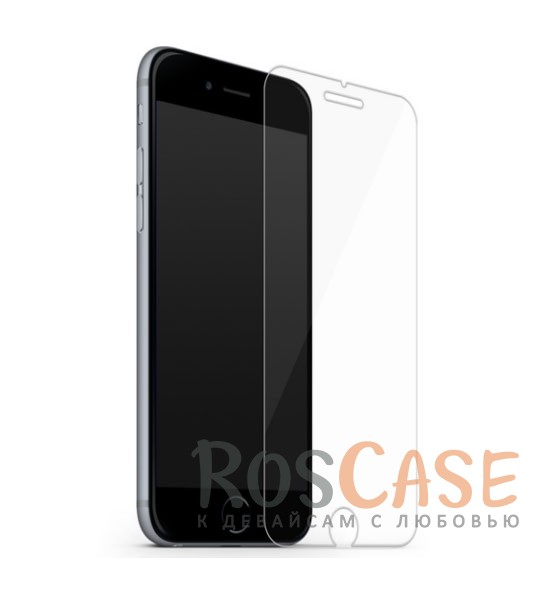 Защитное стекло Vmax на весь экран для Apple iPhone 7 (4.7) (+пленка) (Прозрачное)<br><br>Тип: Защитное стекло<br>Бренд: Nillkin