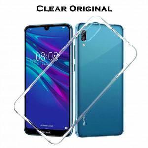 Clear Original | Прозрачный TPU чехол 2мм  для Huawei Honor 8A