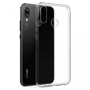 Прозрачный силиконовый чехол для Huawei Y9 (2019) / Enjoy 9 Plus