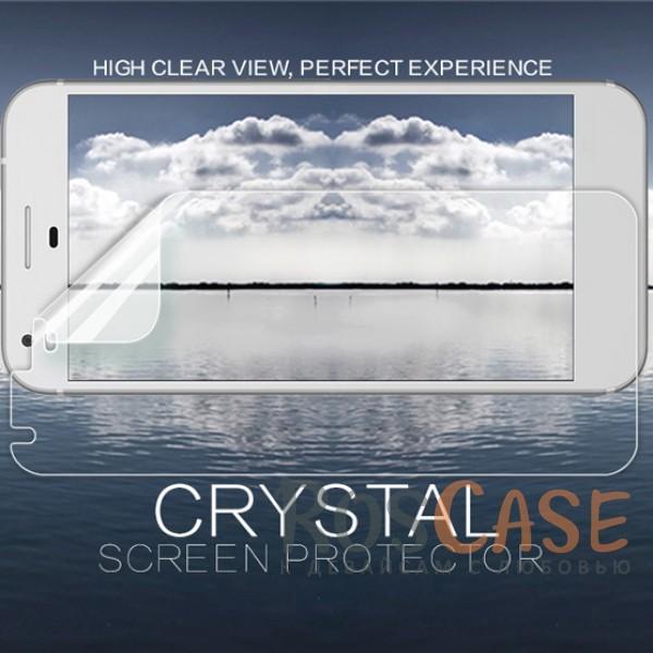 Прозрачная глянцевая защитная пленка Nillkin Crystal на экран с гладким пылеотталкивающим покрытием для Google Pixel XL (Анти-отпечатки)Описание:бренд&amp;nbsp;Nillkin;совместимость - Google Pixel XL;материал: полимер;тип: прозрачная пленка;ультратонкая;защита от царапин и потертостей;фильтрует УФ-излучение;размер пленки -&amp;nbsp;146.84*67.8&amp;nbsp;мм.<br><br>Тип: Защитная пленка<br>Бренд: Nillkin