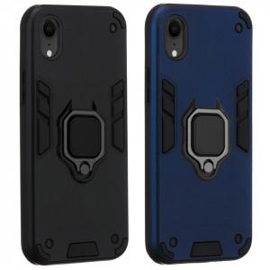 Armor Ring 2 | Противоударный чехол с кольцом  для iPhone XR
