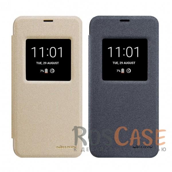 Кожаный чехол (книжка) для LG Q6 / Q6a / Q6 Prime M700Описание:бренд&amp;nbsp;Nillkin;спроектирован для LG Q6 / Q6a / Q6 Prime M700;материалы: поликарбонат, искусственная кожа;блестящая поверхность;не скользит в руках;предусмотрены все необходимые вырезы;защита со всех сторон;функция Sleep mode;окошко в обложке;тип: чехол-книжка.&amp;nbsp;<br><br>Тип: Чехол<br>Бренд: Nillkin<br>Материал: Искусственная кожа
