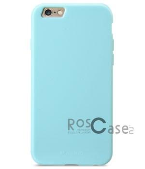 TPU чехол Melkco Poly Jacket для Apple iPhone 6/6s (4.7) ver. 3 (+ мат.пленка) (Голубой)Описание:производитель  - &amp;nbsp;Melkco;разработан специально для Apple iPhone 6/6s&amp;nbsp;(4.7);материал  -  термополиуретан;тип  -  накладка.&amp;nbsp;Особенности:имеет все необходимые вырезы;легко чистится;не ломается;легко устанавливается и снимается;защищает от ударов;пленка в комплекте.&amp;nbsp;<br><br>Тип: Чехол<br>Бренд: Melkco<br>Материал: TPU