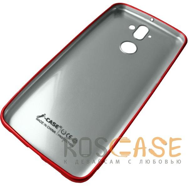 Фотография Красный J-Case THIN | Гибкий силиконовый чехол для Nokia 8 Sirocco