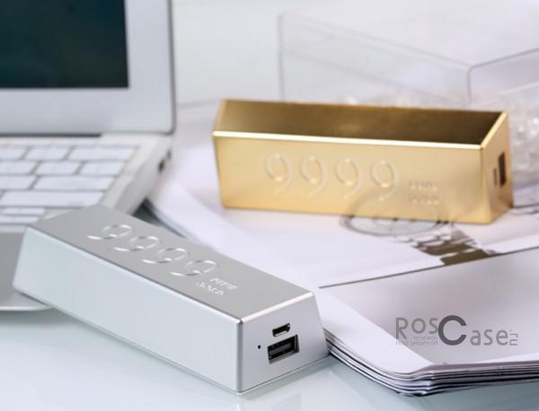 фото дополнительный внешний аккумулятор Remax Golden Bar 6666 mAh (1.5A)