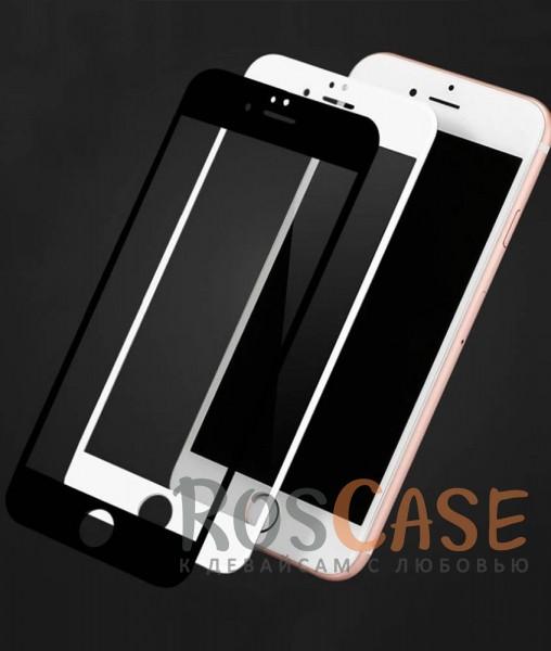 Защитное стекло CaseGuru Tempered Glass на весь экран для Apple iPhone 7 (4.7)<br><br>Тип: Защитное стекло<br>Бренд: CaseGuru