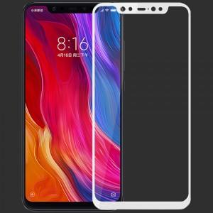Artis 2.5D | Цветное защитное стекло на весь экран  для Xiaomi Mi 8